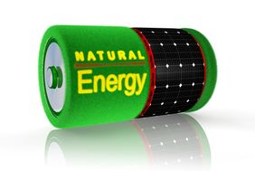 Batterie der Firma Natural Energy