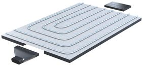 Uponor Comfort Air Bodenpaneel
