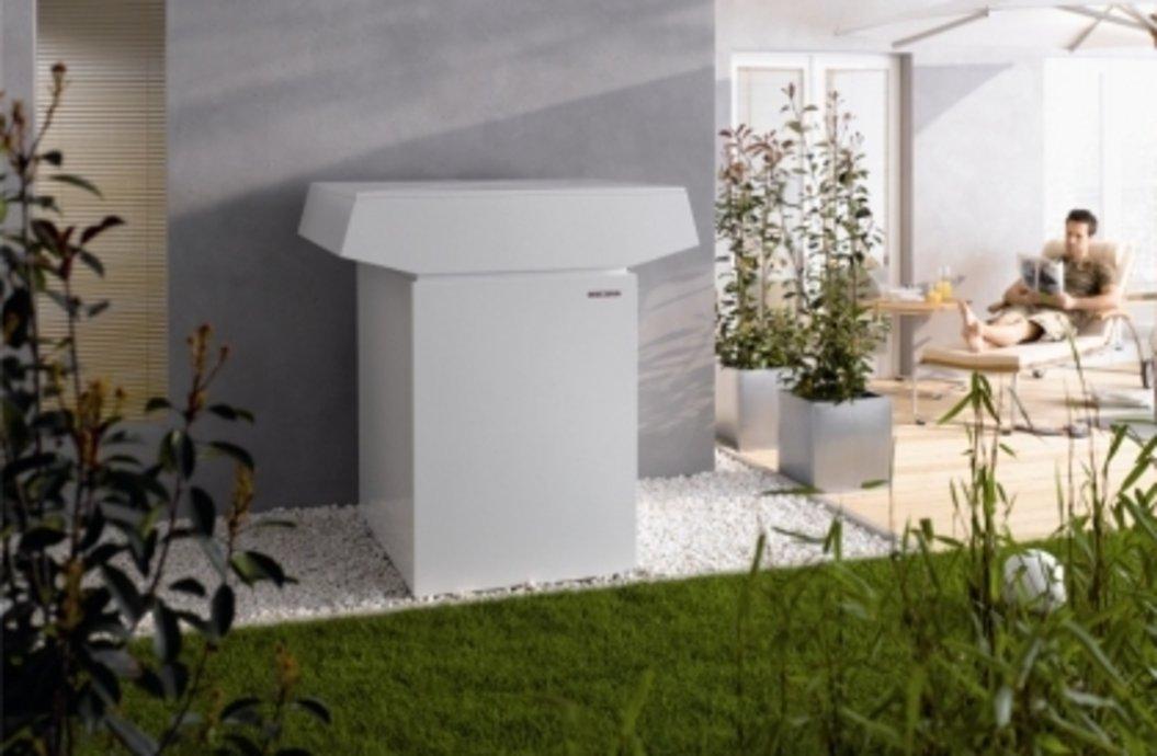 w rmepumpen halten marktanteil im neubau. Black Bedroom Furniture Sets. Home Design Ideas
