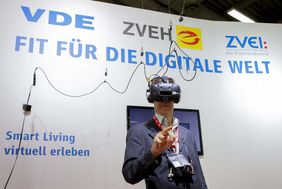 Virtual Reality auf der IFA