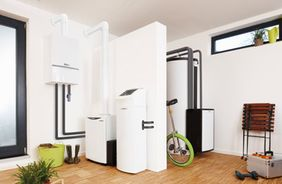 Vaillants Ecopower 1.0 im Hauskeller