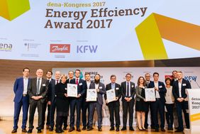 Dena Energy Efficiency Award 2017 Gewinner