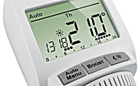 Intelligentes Heizkörperthermostat