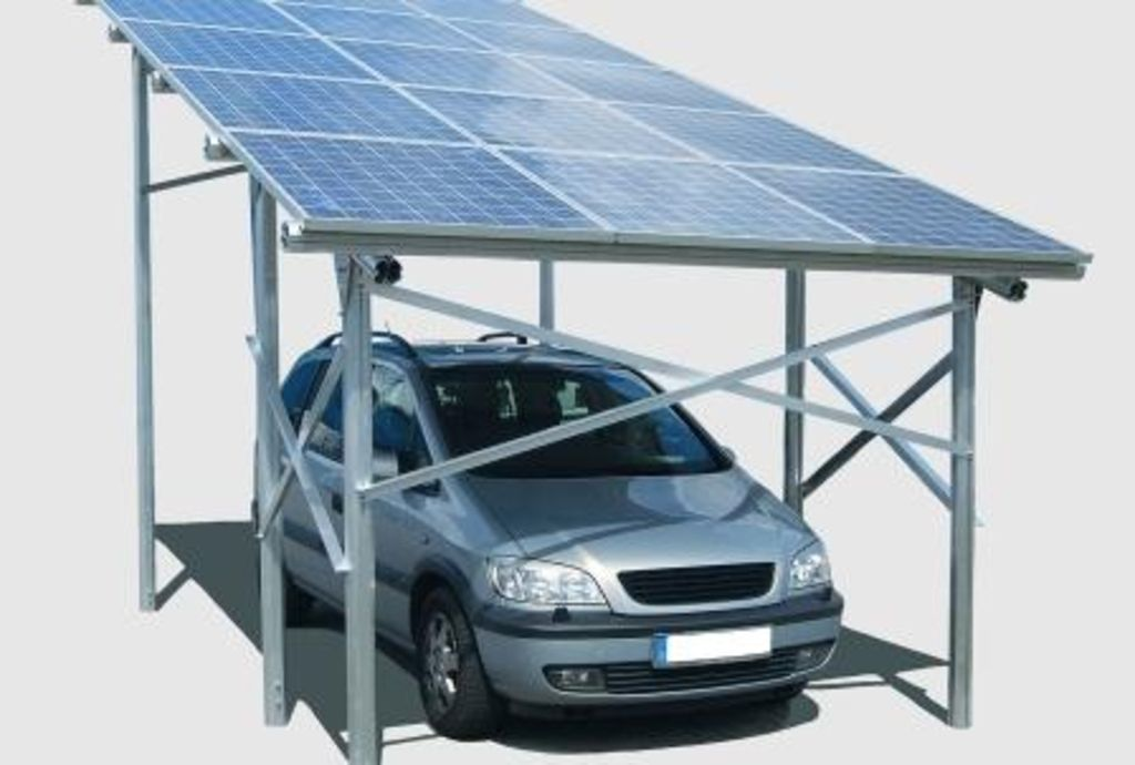 steuerurteil macht solar carports attraktiver. Black Bedroom Furniture Sets. Home Design Ideas