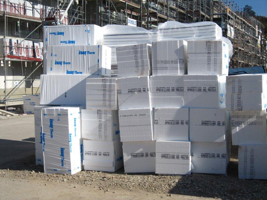 Fußboden Dämmung Styropor ~ Abfallverordnung macht alte eps dämmung zu sondermüll enbausa