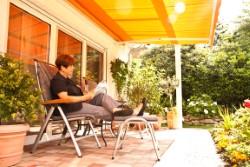 Auch Sonnenschutz benötigt nach dem Winter einen Frühjahrsputz. ©BVRS/IVRSA