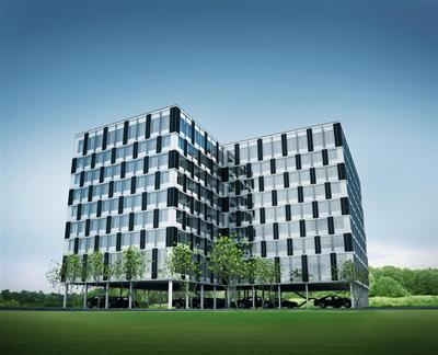 in dornbirn entsteht nachhaltiges hybrid hochhaus. Black Bedroom Furniture Sets. Home Design Ideas