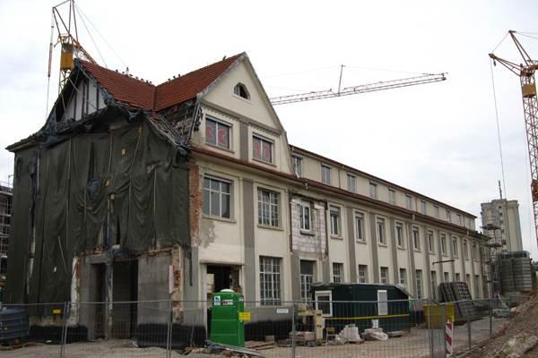 Komplettsanierung von Bestandsgebäuden