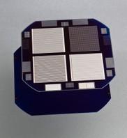 Solarzelle mit Siebdruckkontakten