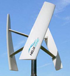 Vertikale Kleinwindkraftanlage
