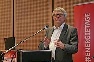 Helmut Gassner auf den Berliner Energietagen