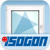 Logo Isogon Fenster
