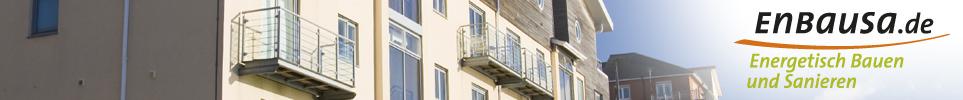 EnBauSa - Energetisch Bauen und Sanieren